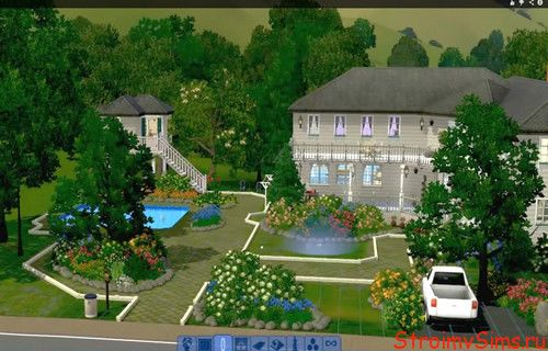 Дом для Симс 3