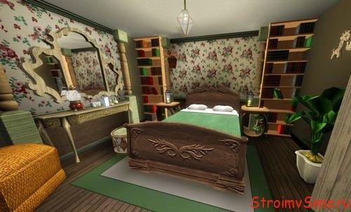 Дизайн комнаты в Симс 3