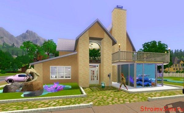 Дом Аквариус