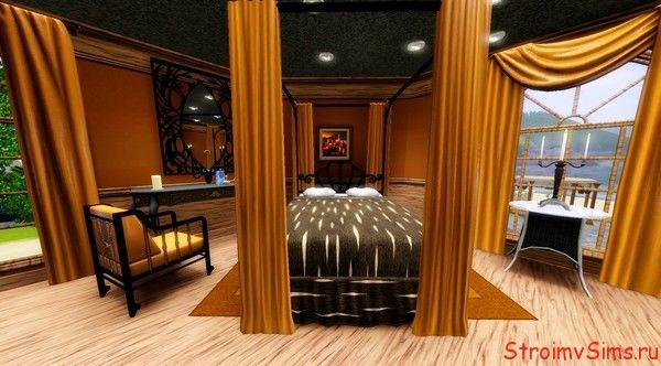 Семейная спальня в The Sims 3