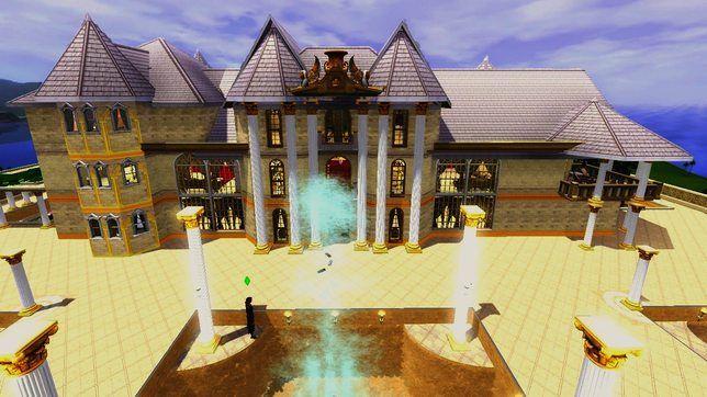 Строительство дома для The Sims 3