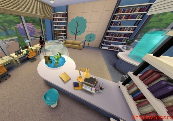 Библиотека в центре повышения навыков