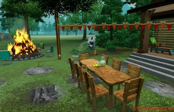 Место для пикников