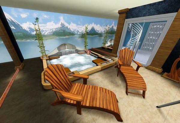 The Sims 3 дом фотографа