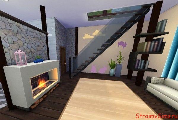 Как сделать красивую комнату в Sims 4