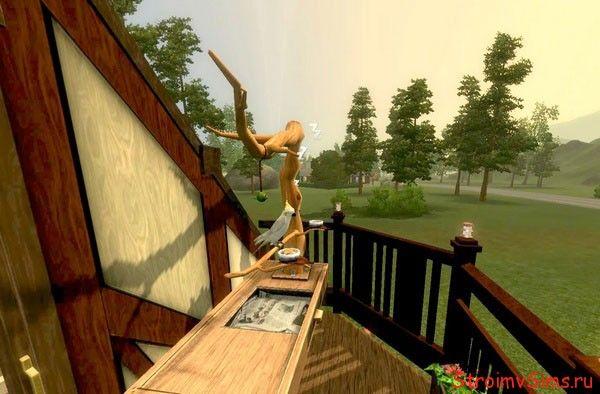 Как обустроить балкон.