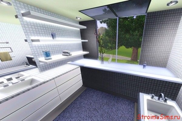 Ванная The Sims 3