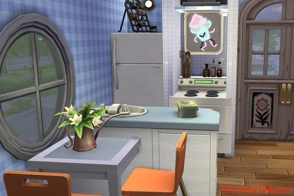 Дом Кроша: кухня