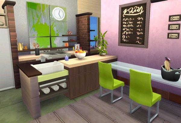 Cтроим без дополнений в The Sims 4