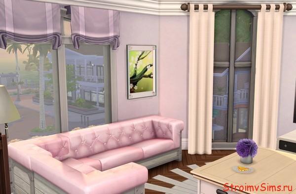 Советы Симс 4: как украсить гостиную в доме Леди Баг