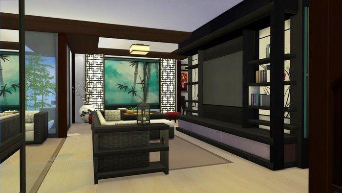 Самодельная мебель в The Sims 4
